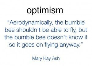 bumble bee- mary kay ash