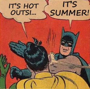 of course it s hot dumbass
