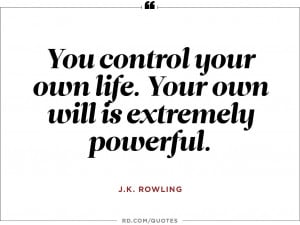 Rowling Quotes to Motivate You Through Any Slump | Reader's ...