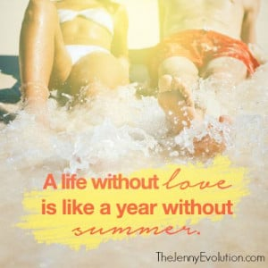 What is your favorite thing about summer?