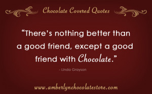chocolate quote.