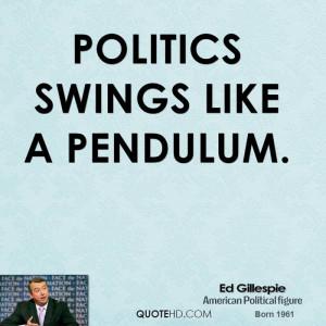 Ed Gillespie Politics Quotes