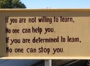 GREAT quote for the classroom! by jordan