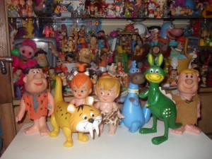 Before Fred Flintstone Dino