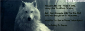 she wolf quotes Profile Facebook Covers