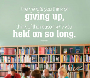 Motivational Quotes For College Students Inspirational quote 4