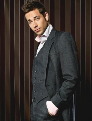 ... )(lindcherry)Zachary Levi, Odessy Barbu Photoshoot