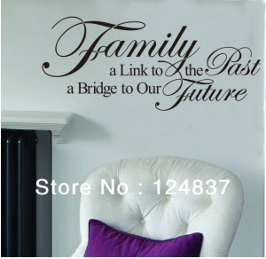Family-A-Link-To-Quote-vinyl-wall-decals-Lettering-wall-sticker ...