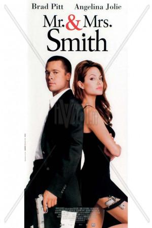 And Mrs Smith Bild Angelina