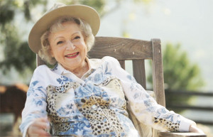 More from betty white quotes on aging