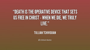 Tullian Tchividjian Quote
