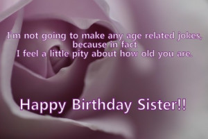 ... BIRTHDAY SISTER | Birthday Wishes for Sister | Funny Cards and Quotes