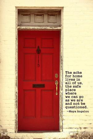 red door quote photograph red door quote fine art print
