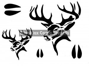 Home Buck Stencils Big...