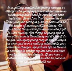 Military Relationship Quotes A military relationship....