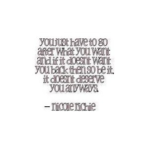 Famous Quotes :: nicole richie quote . picture by inlove2u_1992 - Phot ...