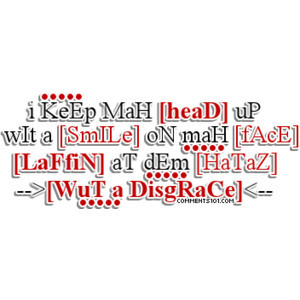 Funny Ghetto Quotes And Sayings Pictures #1