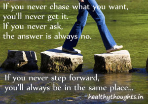 motivational-inspirational-quotes-thought for the day-if you never ask ...