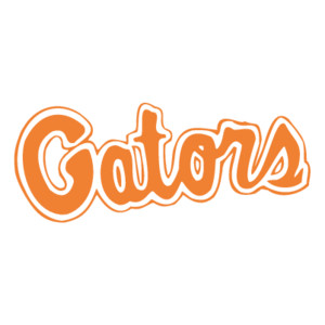 florida gators logo vector brand