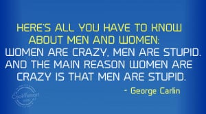 Funny Men Quotes Quote: Here's all you have to know about...