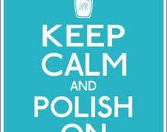 polish quotes nail polish nails art polish polish addict funny nails ...