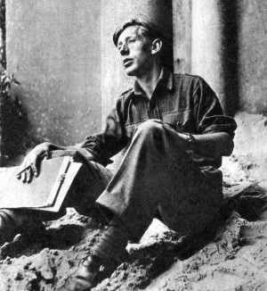 Laurie Lee, English poet and novelist