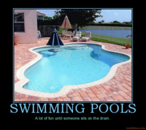 Motivational Swimming Posters on Swimming Pools A Lot Of Fun Until ...