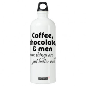 Funny humor quotes joke girls SIGG traveler 1.0L water bottle