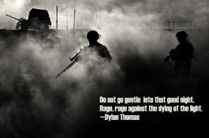 Do Not Gentle Into That Good Night, Rage RareAgainst The Dying Of The ...
