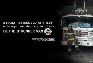Firefighters quote
