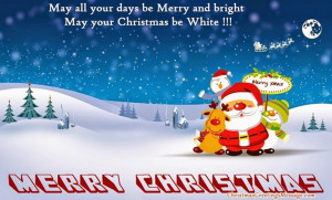Wishing You A Merry Christmas Quotes for Friends and Family 2014