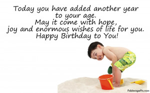 For Big Brother Images Happy Birthday Quotes Younger