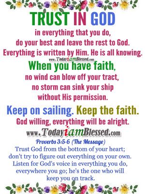 about god and faith and trust quotes about god and faith and trust