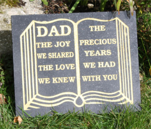 Bible Verse For Headstone http://www.gravememorials.ie ...
