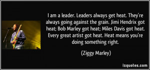 More Ziggy Marley Quotes