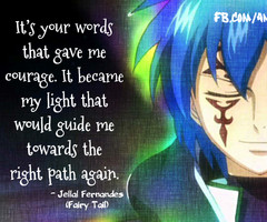 Anime quotes FAIRY TAIL