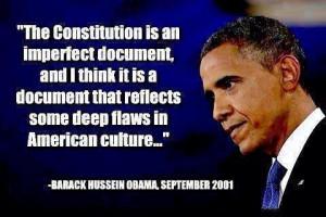 Obama - Constitution