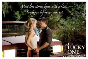 The Lucky One :)