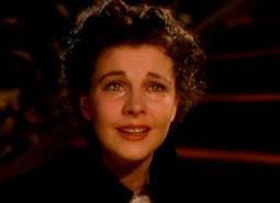 Scarlett O'Hara ( Vivien Leigh ):