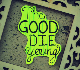 Quotes about Young_Death