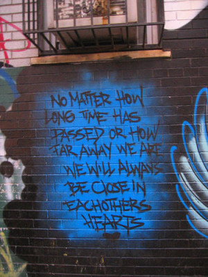 asja, graffiti, love, message, quote, quotes, text