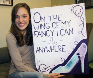 Laura Osnes of Rodgers and Hammerstein's Cinderella shows off her ...