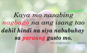 wallpapers quotes on love hurts tagalog