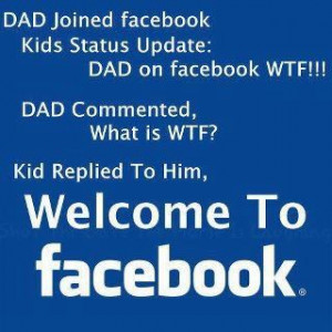 Myspace Graphics > Funny > welcome to facebook Graphic