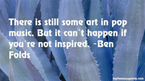 Ben Folds Quotes Pictures