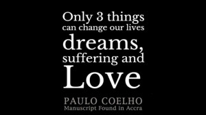 ICON AND STATE OF MIND – PAULO COELHO