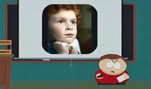 South Park Mocks The Ginger