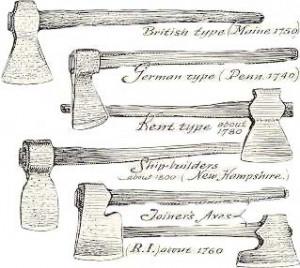 Colonial Garden Tools