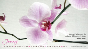 flowers quotes inspirational january motivation orchids 2560x1440 ...