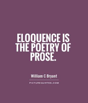 Poetry Quotes William C Bryant Quotes